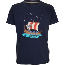 Elkline Seefahrer T-Shirt Kids blueshadow